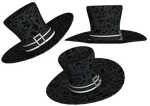Hat Collection 06 PNG Stock