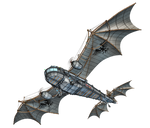 Steam Dragon 03 PNG Stock