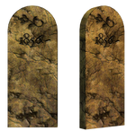 Grave 5 PNG Stock