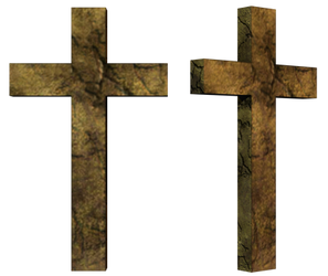 Grave PNG Stock