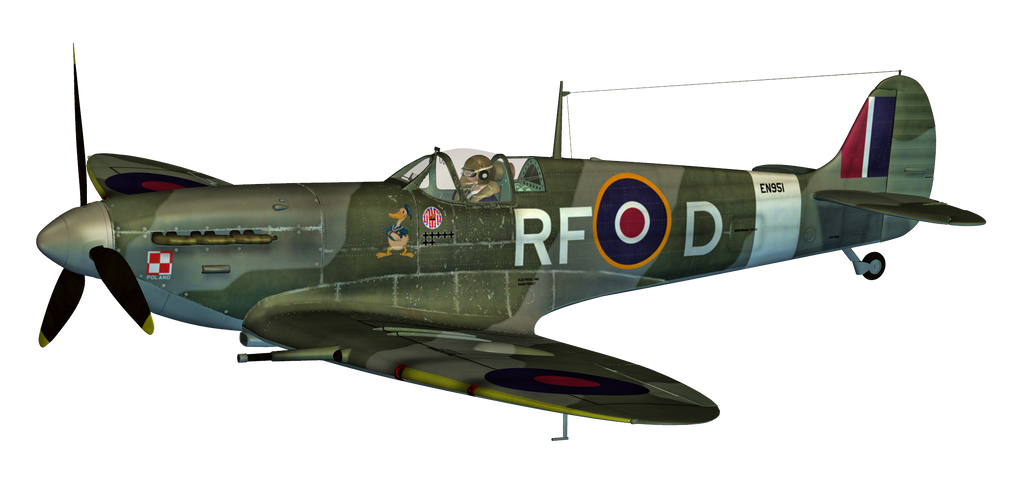 Spitfire PNG Stock 416655299 on Transparent Fighter Plane