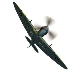 Aircraft 03 PNG Stock by Roy3D