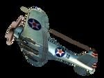 Aircraft 05 PNG Stock