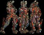 Aliens 01 PNG Stock