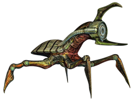 Aliens 06 PNG Stock