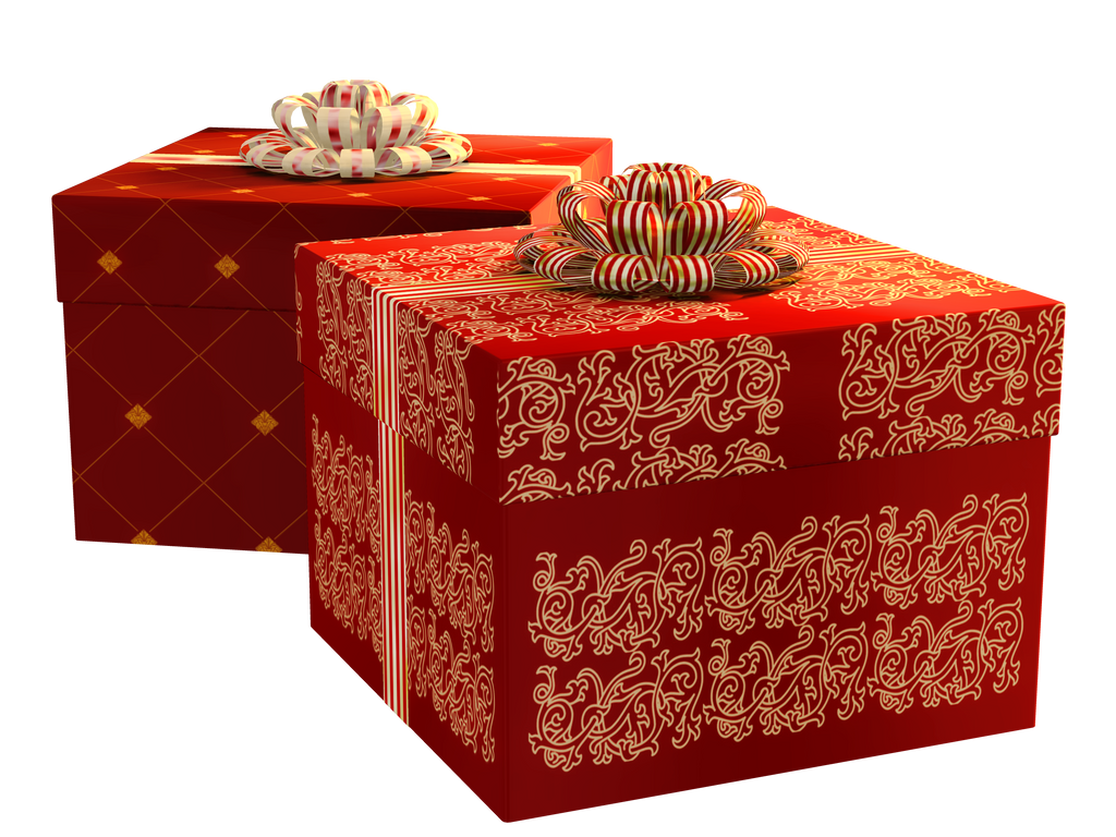 Christmas gift boxes png stock by roy d on deviantart