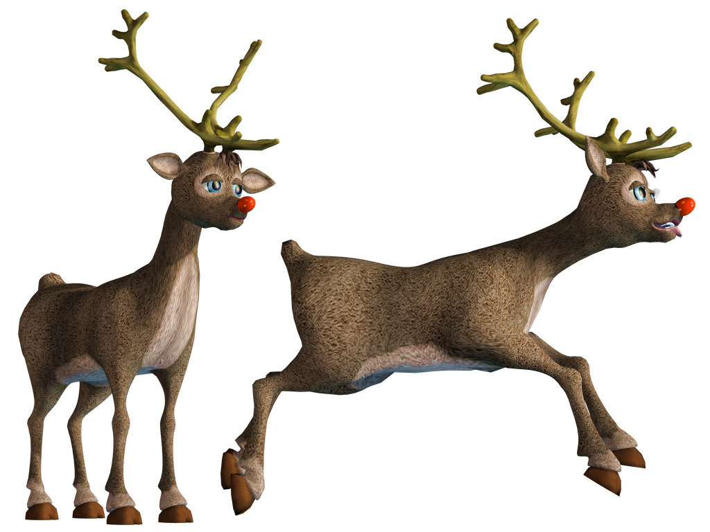 Rudolf png stock by roy3d on deviantart - Rudolf mobel ...