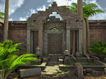 Lost City Premade Background