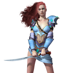 Female 37 PNG Stock