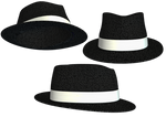 Hat Collection 11 PNG Stock