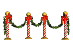 Christmas Holly 04 PNG Stock