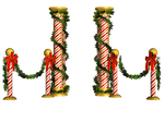 Christmas Holly 05 PNG Stock