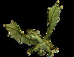 Dragon 16 PNG Stock