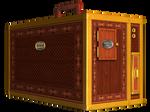 Steampunk Box PNG Stock