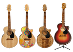 Guitar PNG Stock