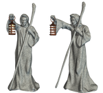 Statues 03 PNG Stock