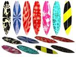 Surfboard PNG Stock