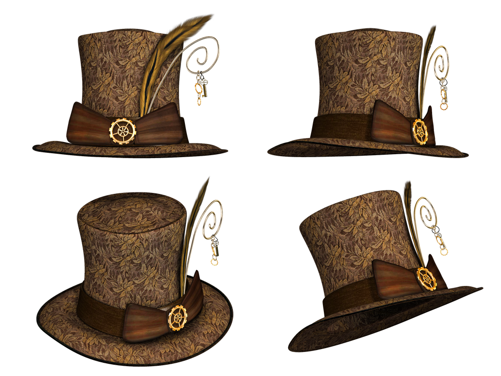 Hat Collection 15 PNG Stock