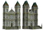 Fantasy Building 02 PNG Stock