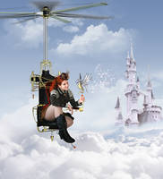 Meli's Magic Fairytale Dream by Roy3D