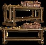 Steampunk Workbench
