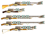 Steam Rifle 2 PNG Stock