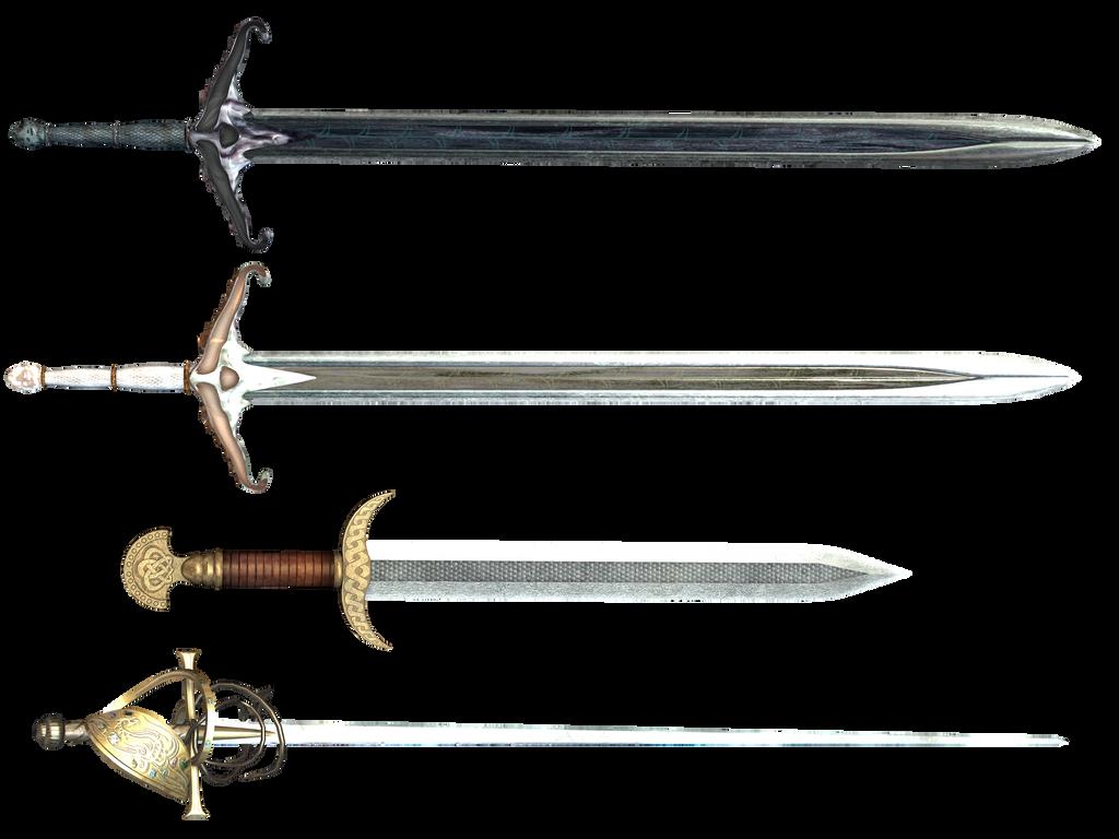 Sword PNG Stock
