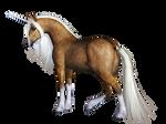 Unicorn 02 PNG Stock