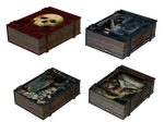 Witches Books PNG Stock