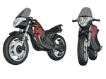 Bike PNG Stock