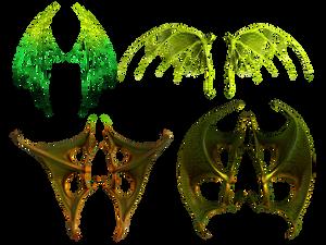 Evil Wings Stock