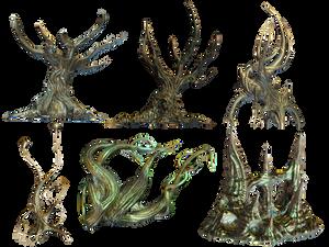 Twisted Fantasy Shapes 01
