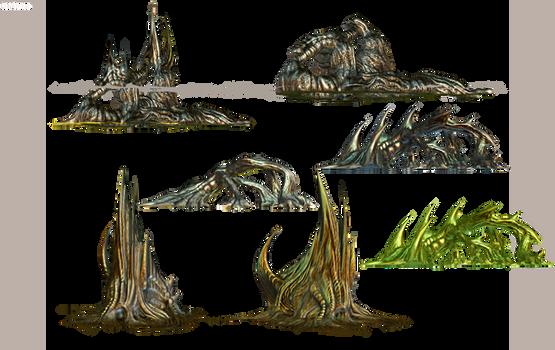Twisted Fantasy Shapes 02