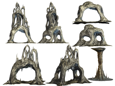Twisted Fantasy Shapes 04