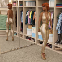 Does My Bum (Butt) Look Big In This? by Roy3D