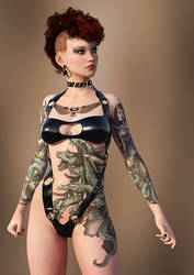 Inked by Roy3D