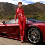 Girl Racer