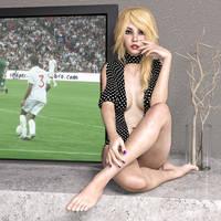 The Girl Next Door by Roy3D