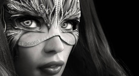 The Eyes Behind The Mask