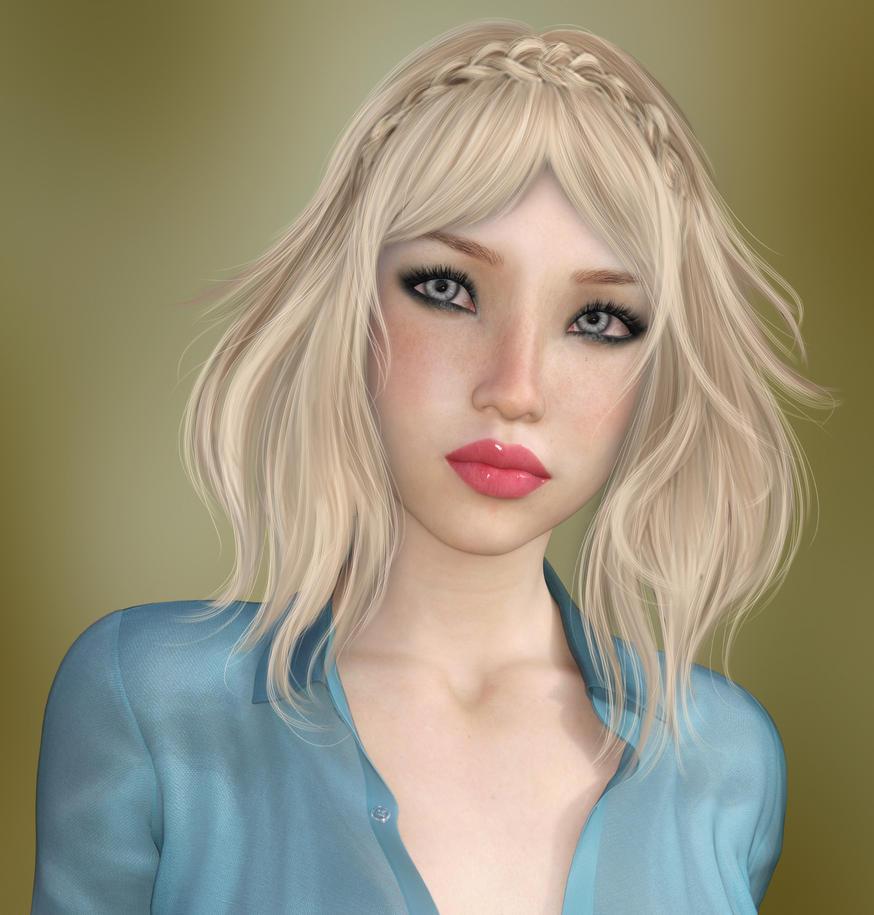 Portrait by Roy3D