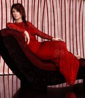 Elegant Lady by Roy3D