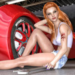 Mandy The Mechanic