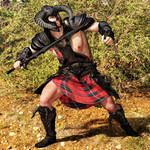 Tartan Warrior
