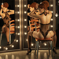 The Showgirl by Roy3D