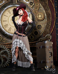 Madame Steampunk