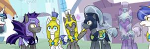 .:Guards..Guards everywhere! + Shining Armor:.