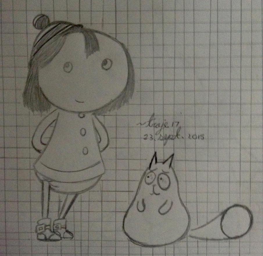Request:HarmonyStar-v2 Peg + Cat by Traje17