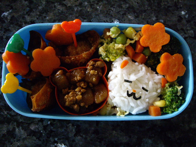 Bear bear bento by carinamonkey