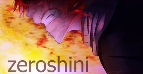 Natsu color by Zeroshini