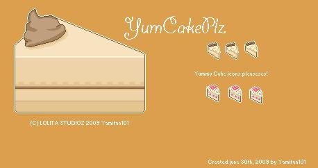 Yumcakeplz ID 2009 yamifan101 by Yumcakeplz